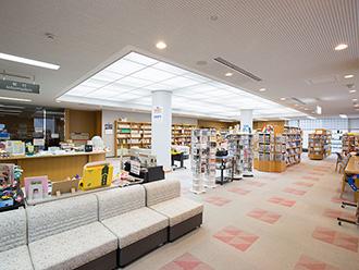 信息中心图书室